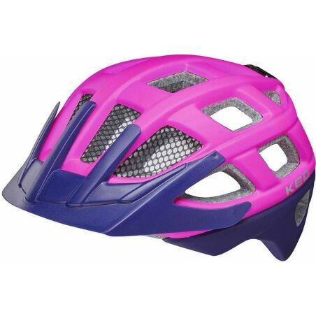 KED Kailu Helm pink purple matt