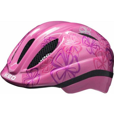 KED Meggy II Trend Helm pink flower