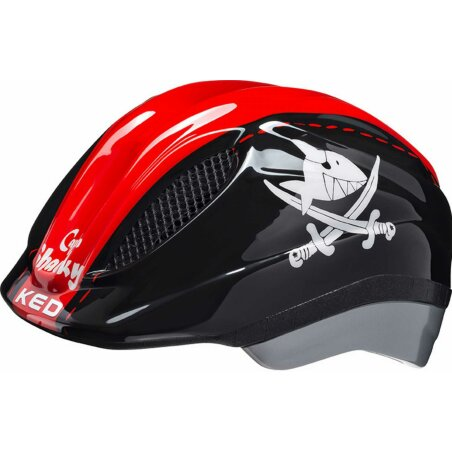 KED Meggy II Originals Sharky Helm red