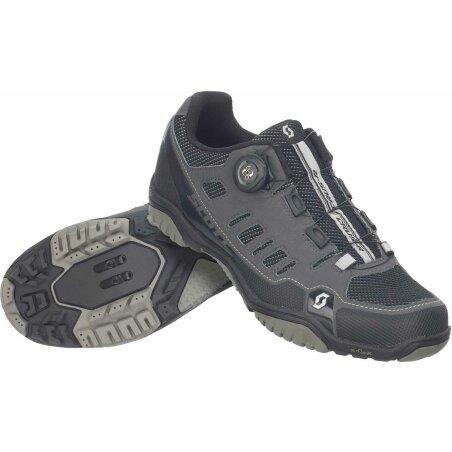 Scott Sport Crus-r Boa Schuhe anthracite/black