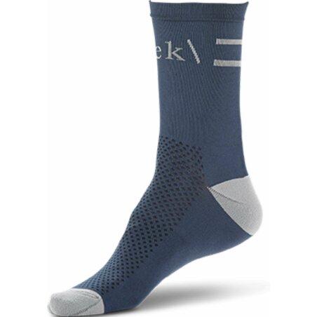 Cube RYKE Socke Mid Cut blue