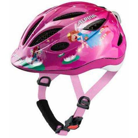 Alpina Gamma 2.0 Flash Kinder-Helm Little Princess