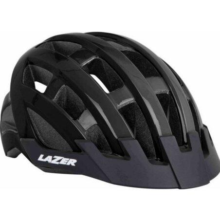 Lazer Compact DLX Helm matte black unisize/54-61 cm