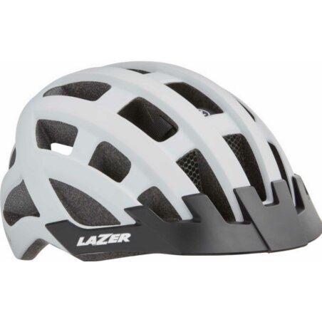 Lazer Compact DLX Helm matte white unisize/54-61 cm