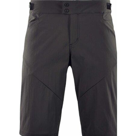 Cube AM Baggy Shorts inkl. Innenhose black
