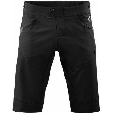 Cube Tour Baggy Shorts black