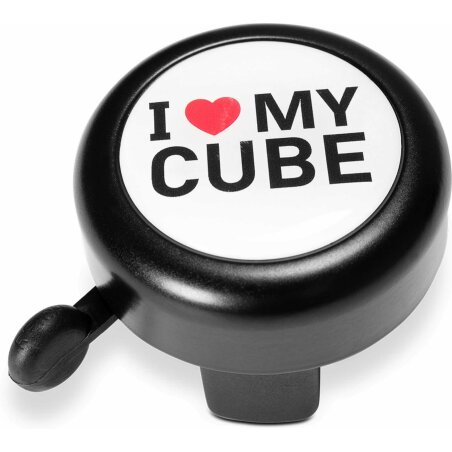 Cube Fahrradklingel I LOVE MY Cube...