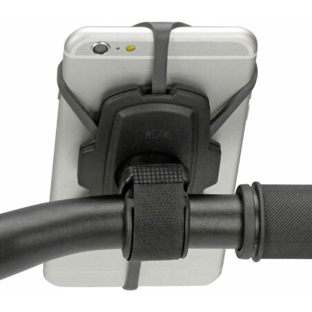 Klickfix Phonepad Loop Halterung grau/schwarz
