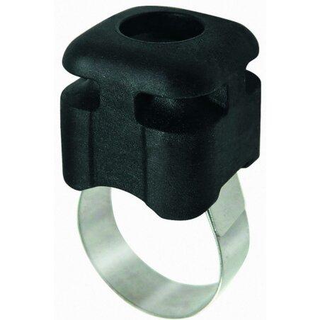 Klickfix Quad Mini Bloc Halterung schwarz