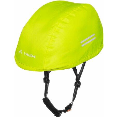VAUDE Kids Helmet Raincover neon yellow