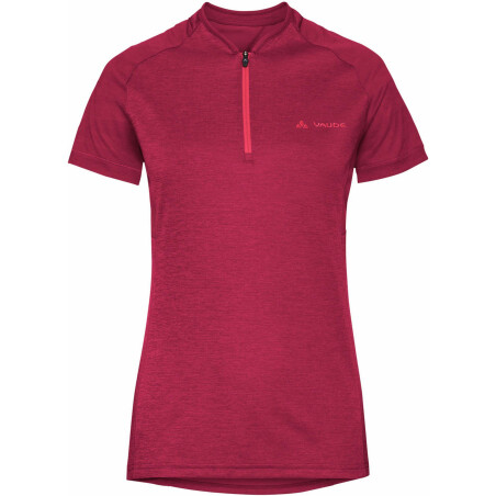 VAUDE Womens Tamaro III T-Shirt crimson red