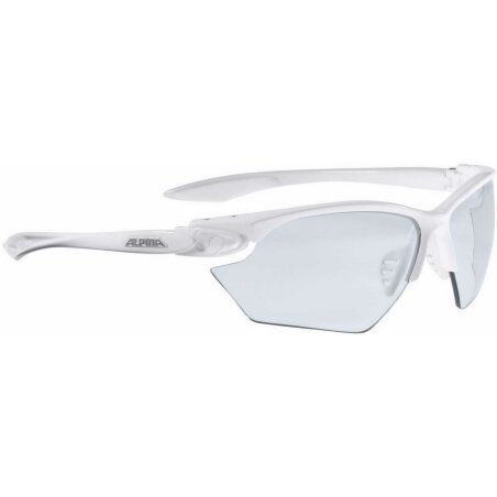 Alpina TWIST FOUR S VL+ Brille white CV+