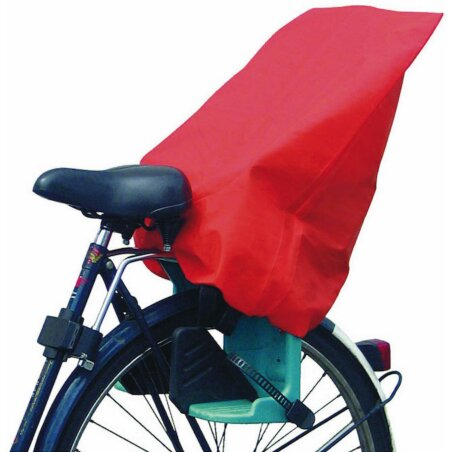 Wakelin Fahrradkindersitzbezug orange