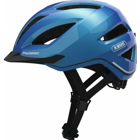 Abus Pedelec 1.1 Helm steel blue