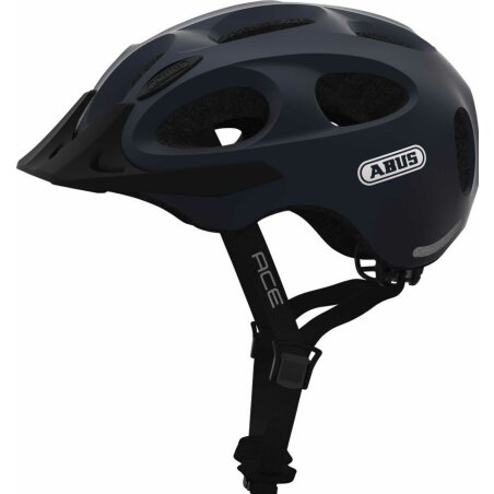 Abus Youn-I ACE Helm metallic blue