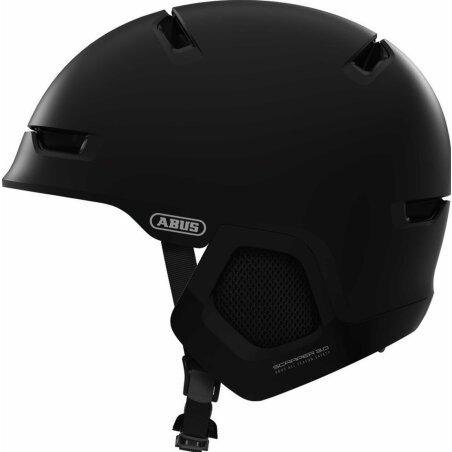 Abus SCRAPER 3.0 ERA Helm velvet black