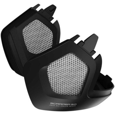 Abus SCRAPER 3.0 Winterkit Helm velvet black