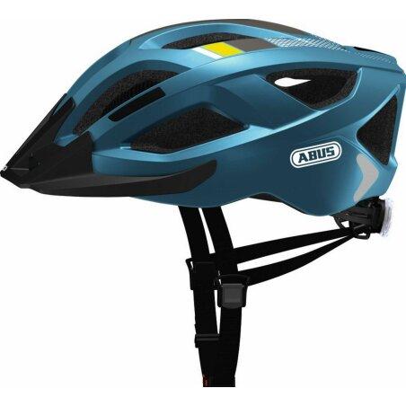 Abus Aduro 2.0 Helm steel blue