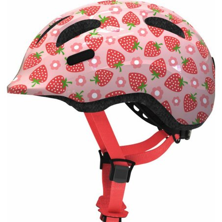 Abus Smiley 2.1 Helm rose strawberry